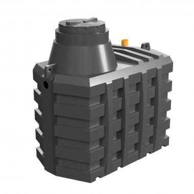 Подземный накопитель Стандарт 2,5 куб. м