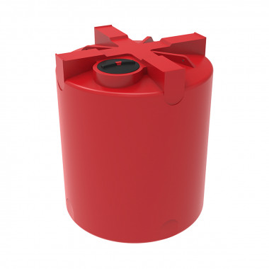 Емкость КАС 5000 T красный