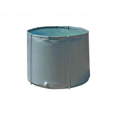 Складная бочка 500 литров с крышкой