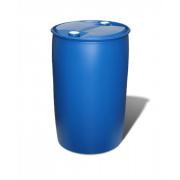 Бочка б/у пластиковая 227 литров с двумя пробками